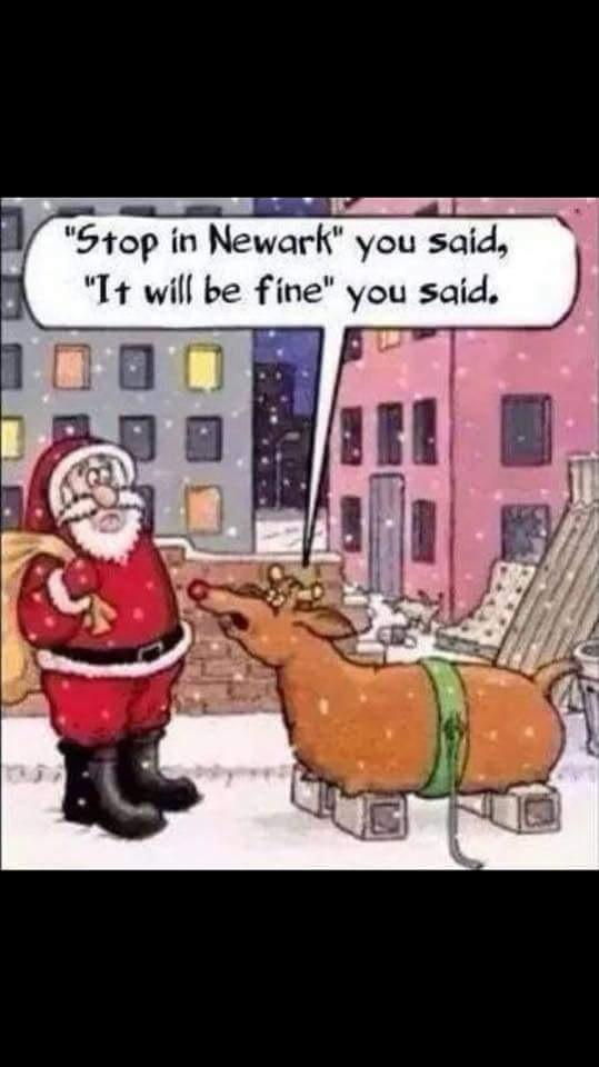 Santa-in-Newark