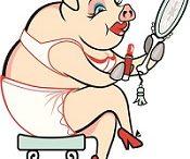 Lipstick on a Pig is still a Pig